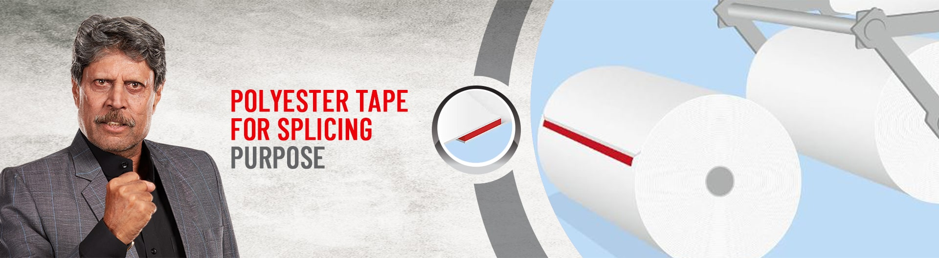 Polyester Tape For Splicing Purpose