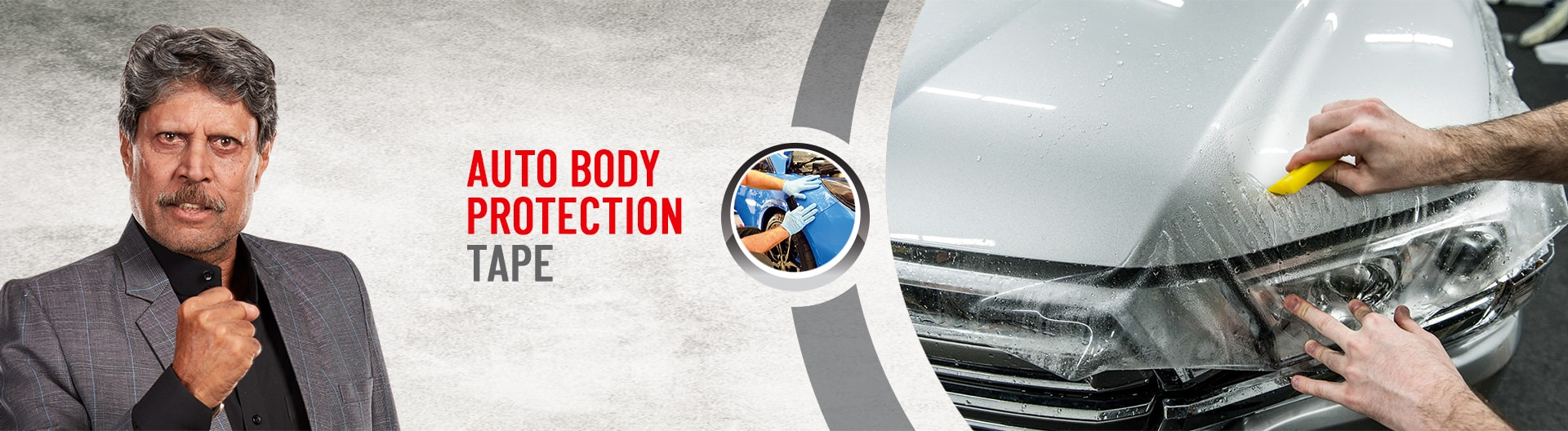 Auto Body Protection Tapes( Novacel )